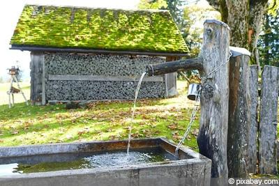 Brunnen Schlagen Kosten.Brunnen Bohren Und Bauen Anleitung Kosten Gartendialog De