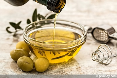 Schildläuse bekämpfen Olivenöl