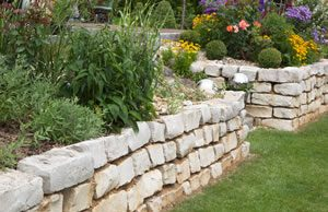 Gartenmauer bauen