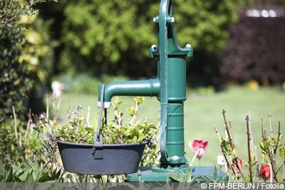 Gartenbrunnen Selber Bauen Bauanleitung Gartendialog De