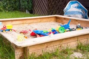 Sandkasten Aus Holz Selber Bauen Anleitung Gartendialogde