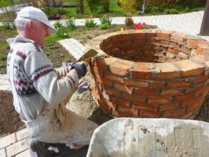 Extrem Gartenbrunnen selber bauen - Bauanleitung - Gartendialog.de SB28
