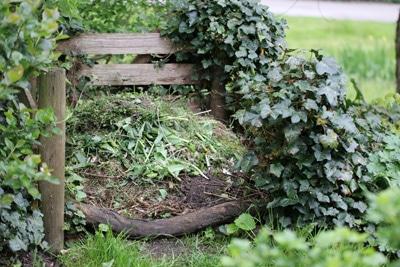 Kompost organischer Dünger