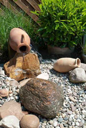 Gartengestaltung Mit Steinen Und Kies Gartendialog De