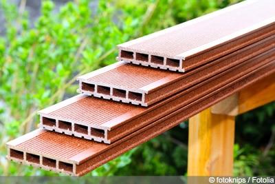 Gut gemocht WPC-Dielen verlegen - Montageanleitung für Terrassendielen II18