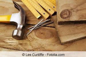 Material für Holzkomposter