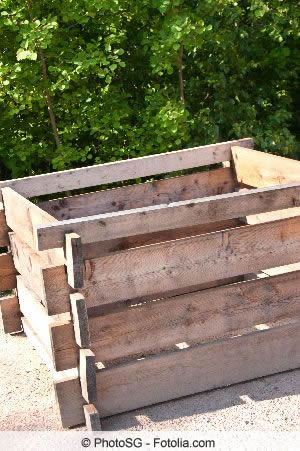 Holzkomposter Selber Bauen Anleitung Gartendialogde