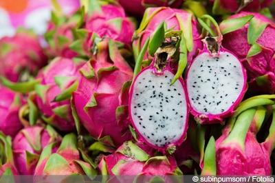 Pitahaya Drachenfrucht