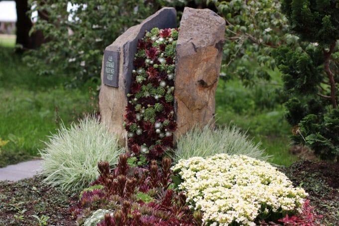 Fabelhaft Gräber gestalten: Friedhofspflanzen und Friedhofsblumen @WF_77