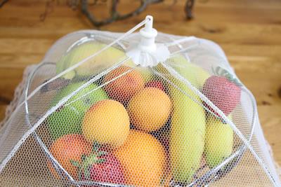 Obst abdecken