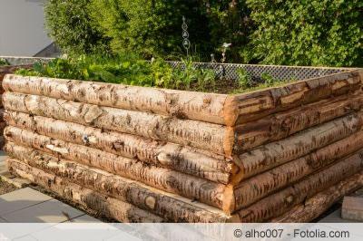 Hochbeet Aus Holz Stein Oder Beton Bauen Bauanleitung
