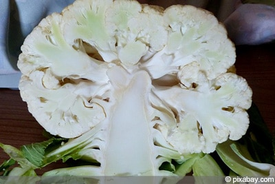 Blumenkohl roh essen