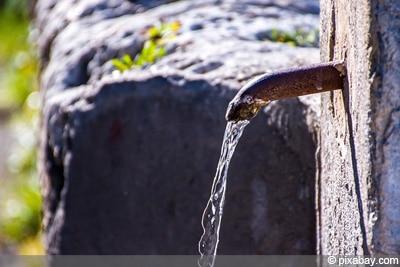 Brunnenwasser stinkt