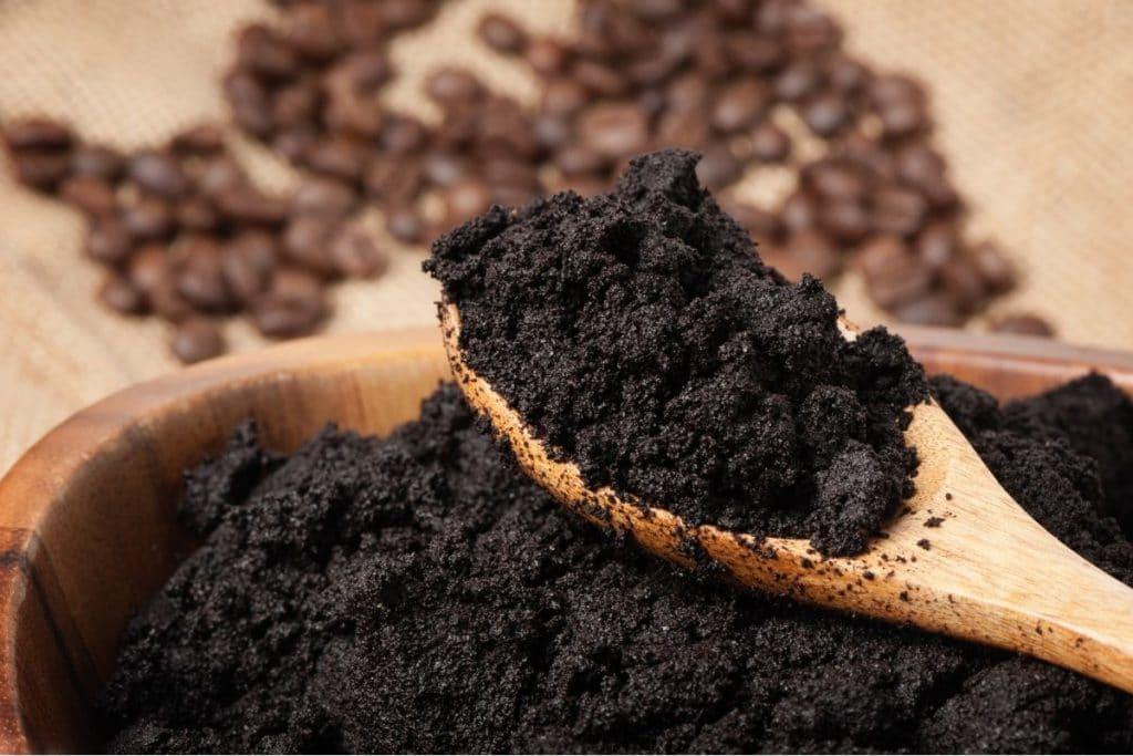 Kaffeesatz, Hausmittel