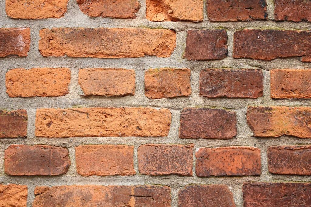 Ziegelstein, hitzebeständige Steine