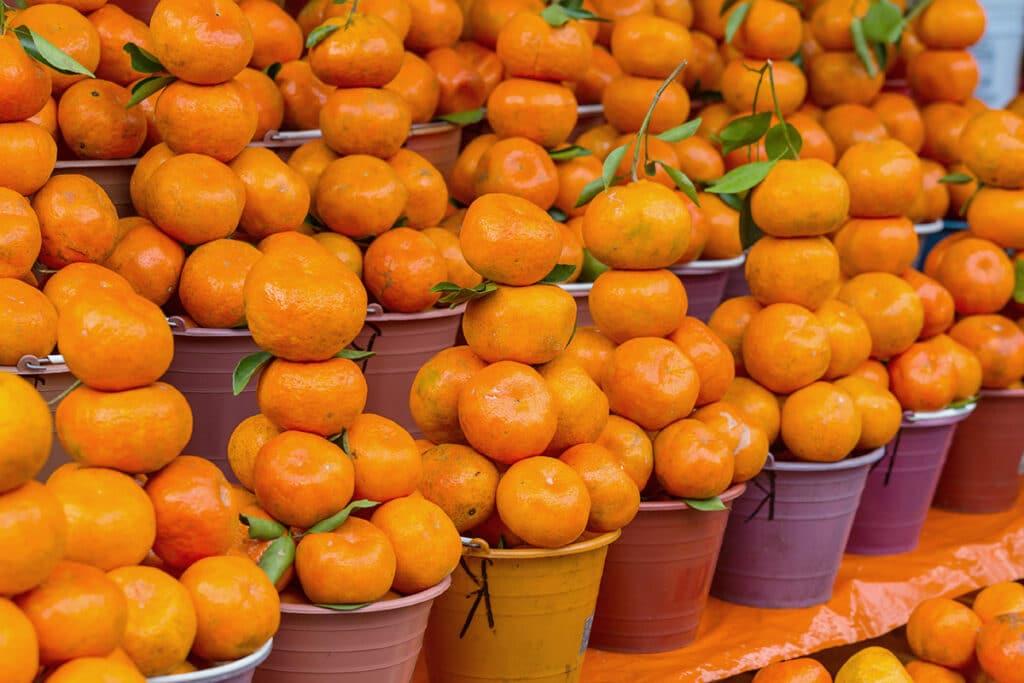 Mandarinen, Citrus reticulata