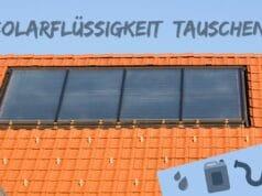 Solaranlagenflüssigkeit