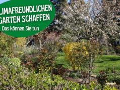 Klimafreundlicher Garten - Nachhaltig gärtnern